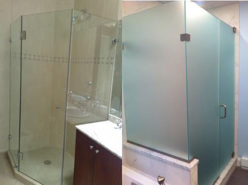 vidrio templado vidrioplus cancel de baño