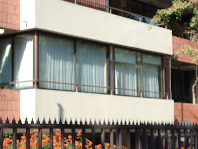 Cierre de Balcón con aluminio y termopanel