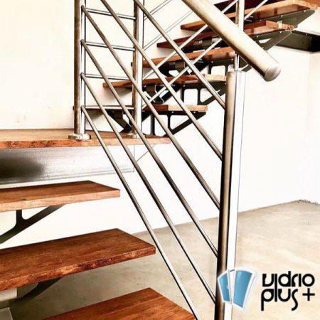 barandal-acero-inox-vidrioplus interior recto